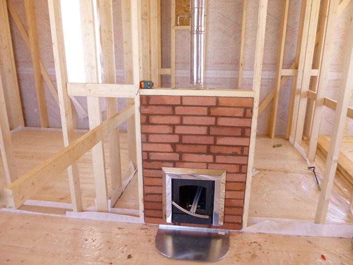 Этапы строительства каркасной бани своими руками