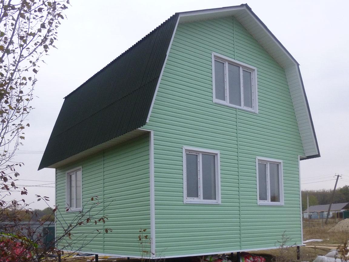 Пример как дешево построить дом своими руками 61 фото