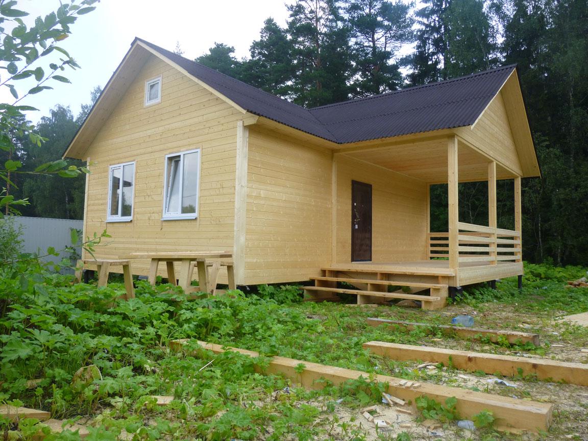 Каркасный дом пошаговая инструкция 6х9 одноэтажный