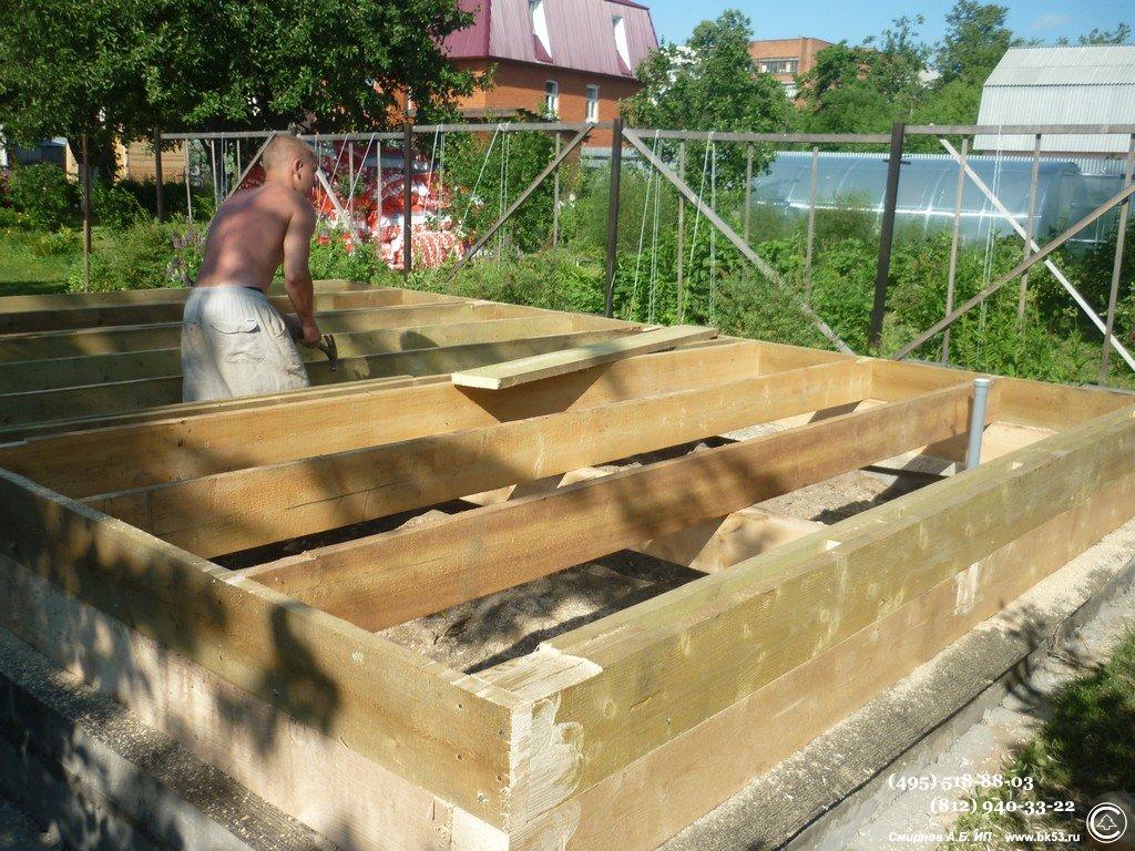 Каркасная баня 4х4 в Подмосковье - 24 фото и планировка